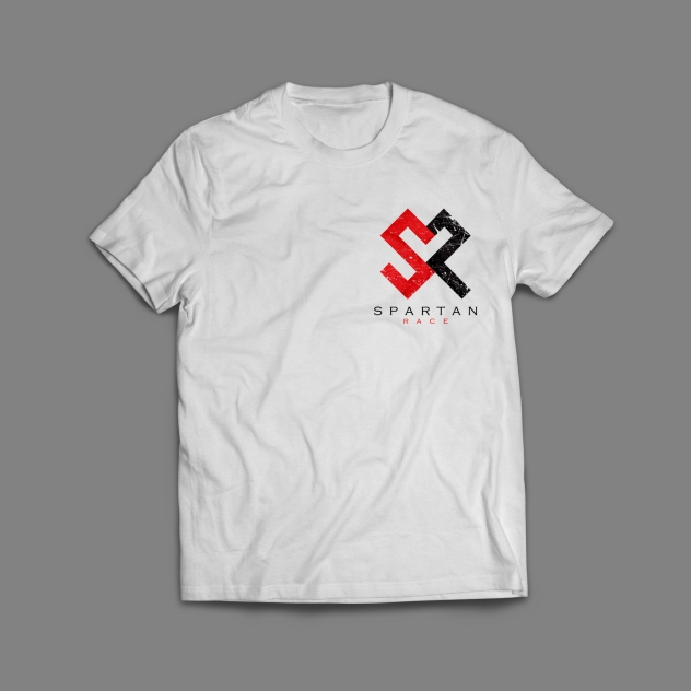 Spartan Race - Tshirt